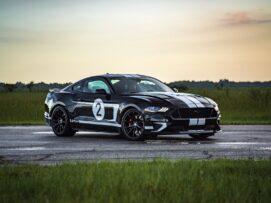 Hasta 808 CV para el Ford Mustang GT Legend Edition