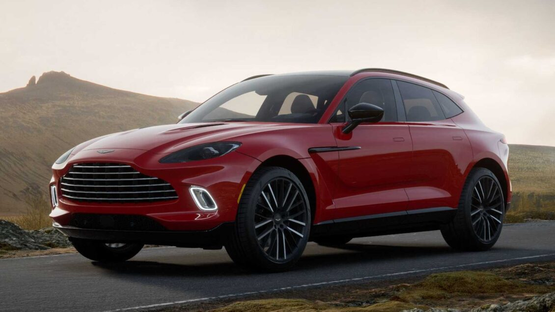Así es la gama Aston Martin 2022: más potencia, cambio de versiones