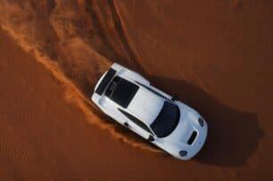 Gemballa Marsien o la mejor forma de convertir un Porsche 911 en un todoterreno de infarto
