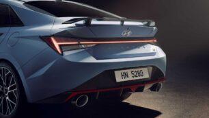 Hasta 280 CV para el Hyundai Elantra N 2021