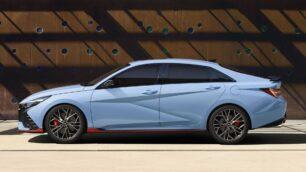 El Hyundai Elantra N presume de una estética más deportiva