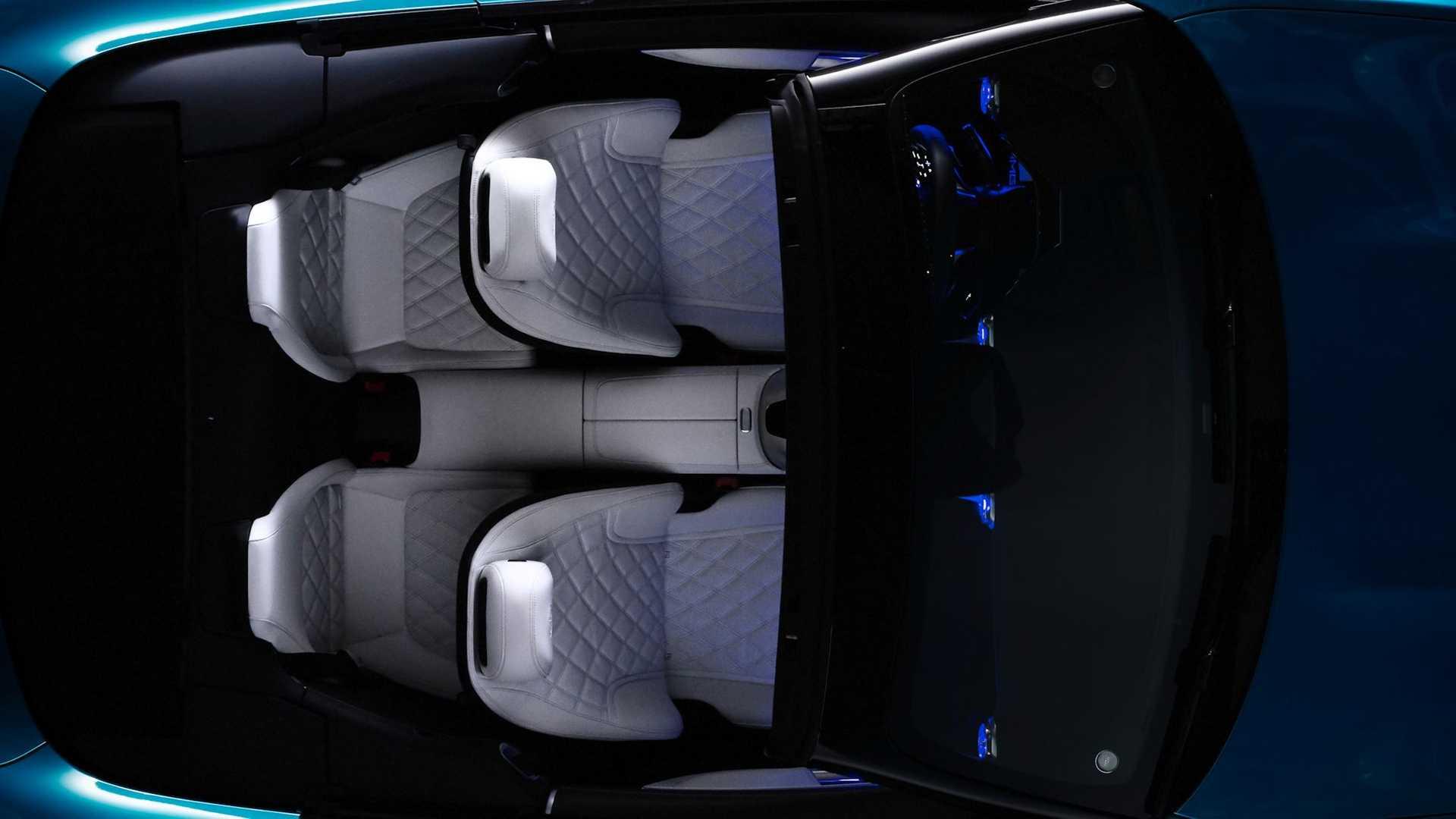 El Mercedes-AMG SL 2022 se convierte en un 2+2