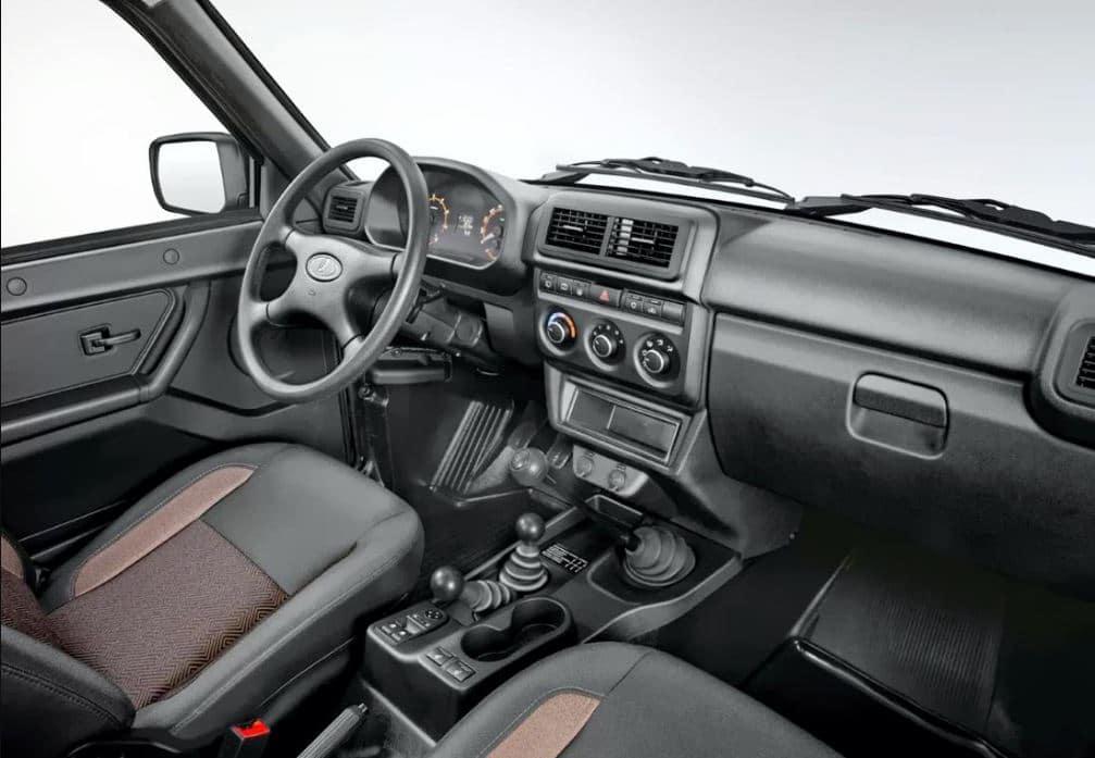 Los mayores cambios en el Lada Niva Bronto 2021 estarán en el interior