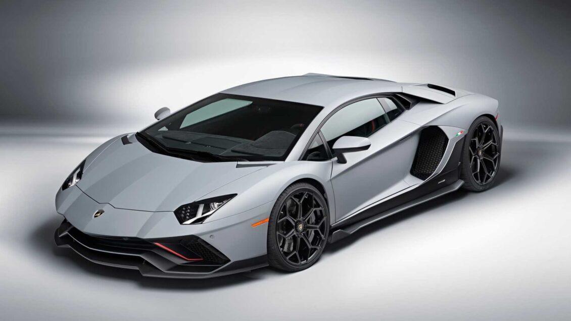 Todos los detalles del nuevo Lamborghini Aventador LP 780-4 Ultimae