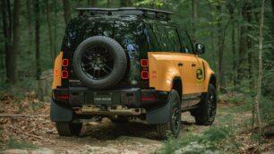 Solo habrá 220 ejemplares del Land Rover Defender Trophy Edition