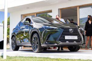 Te contamos nuestras primeras impresiones con el Lexus NX 2021