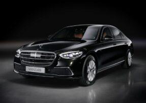 Mercedes-Benz Clase S Guard 2022: blindaje VR10 y motor V12 a precio de oro