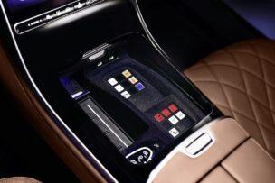 Motor V12 y protección VR10 para el Mercedes-Benz Clase S Guard