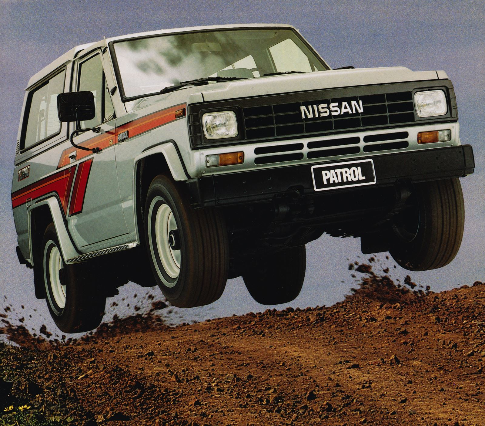 Nissan Patrol turbo