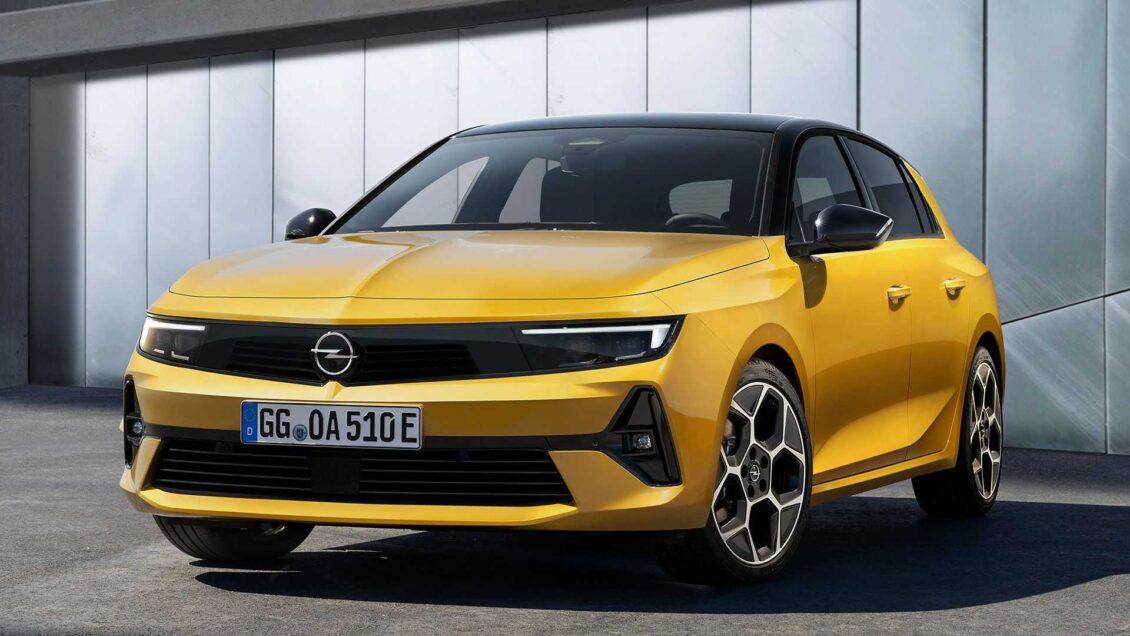 ¡Oficial! Aquí está el nuevo Opel Astra y es una auténtica revolución