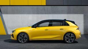 El Opel Astra 2022 crece en cotas