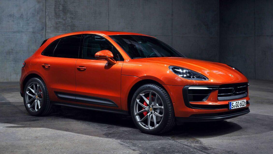 ¡Oficial! Porsche Macan 2021: más potencia y atractivo para todas las versiones