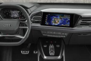 Sistema multimedia Audi Q4 40 e-tron