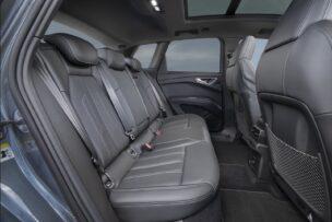 Plazas traseras Audi Q4 40 e-tron