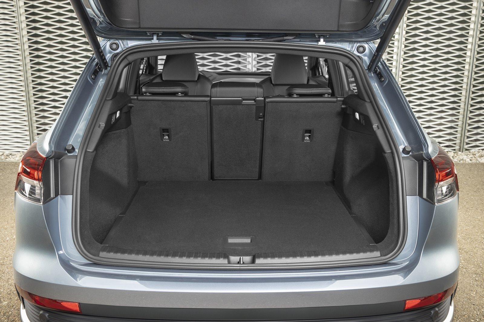 Maletero Audi Q4 40 e-tron