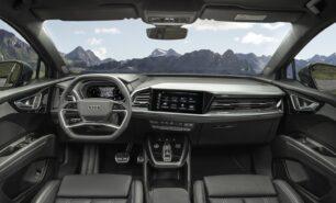Interior Audi Q4 40 e-tron