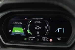 Virtual Cockpit Audi Q4 40 e-tron