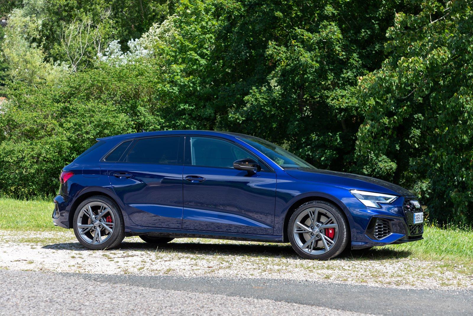 Probamos el Audi S3 Sportback