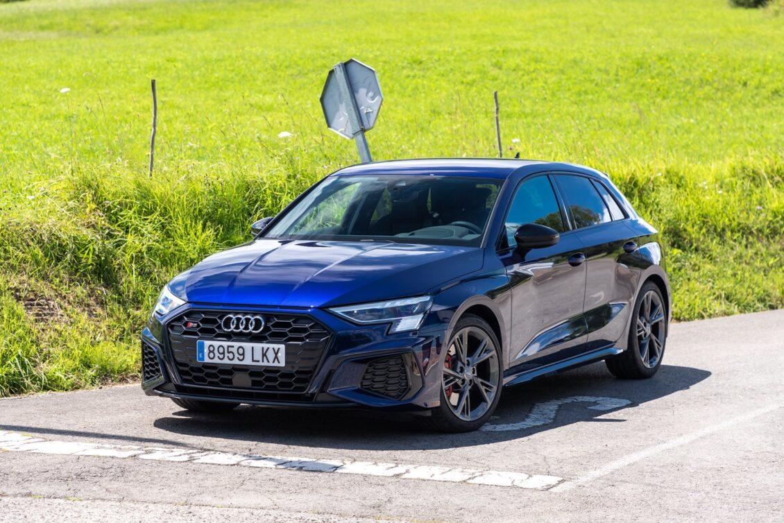 Prueba Audi S3 Sportback 310 CV quattro S tronic: prestacional, dócil y preciso