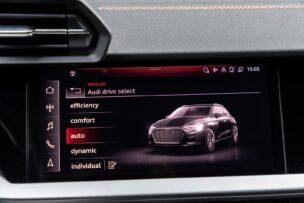 Modos de conducción Audi S3 Sportback