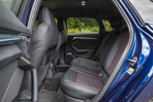 Asientos traseros Audi S3 Sportback
