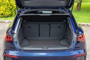 Maletero Audi S3 Sportback