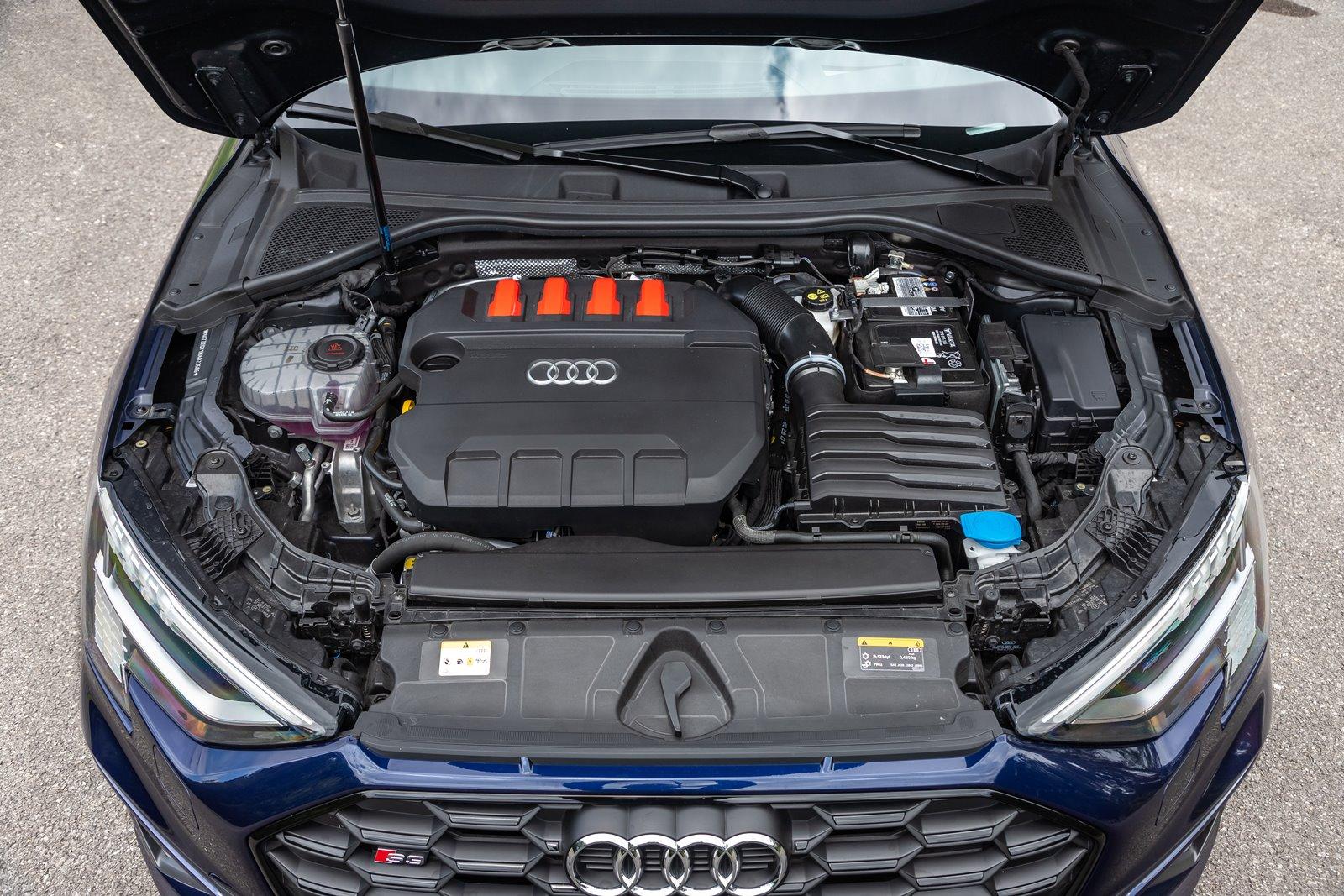 Motor Audi S3 Sportback