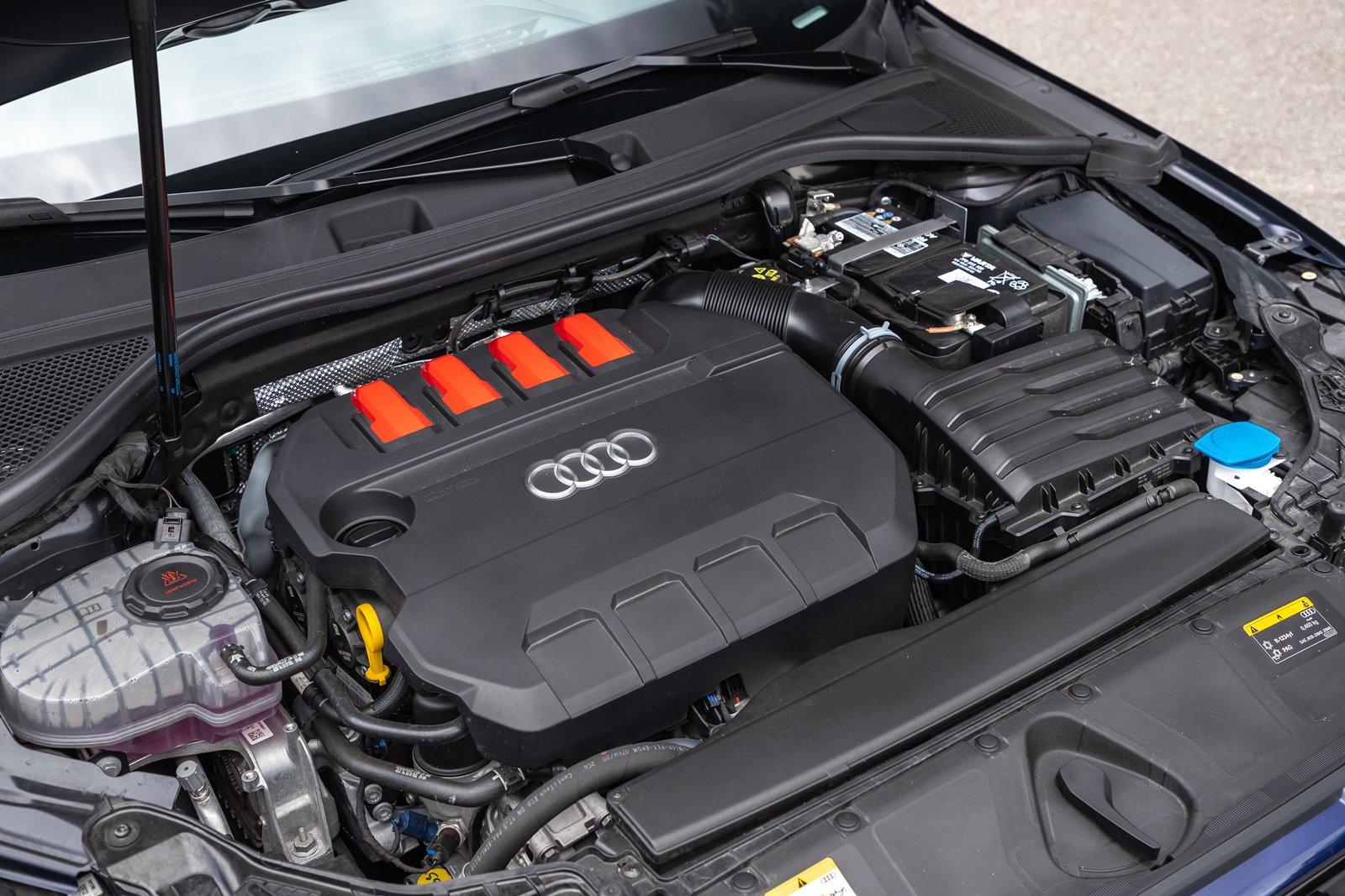 Mecánica Audi S3 Sportback