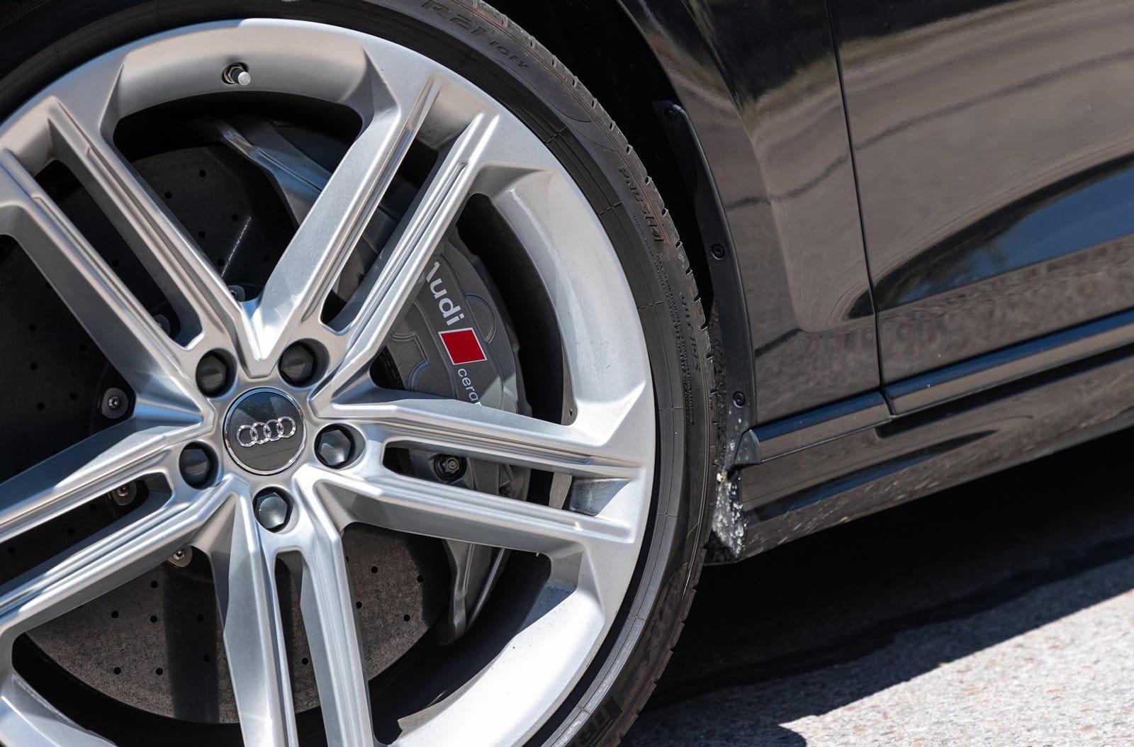 Frenos cerámicos Audi S8