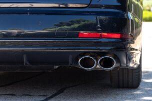 Escapes Audi S8