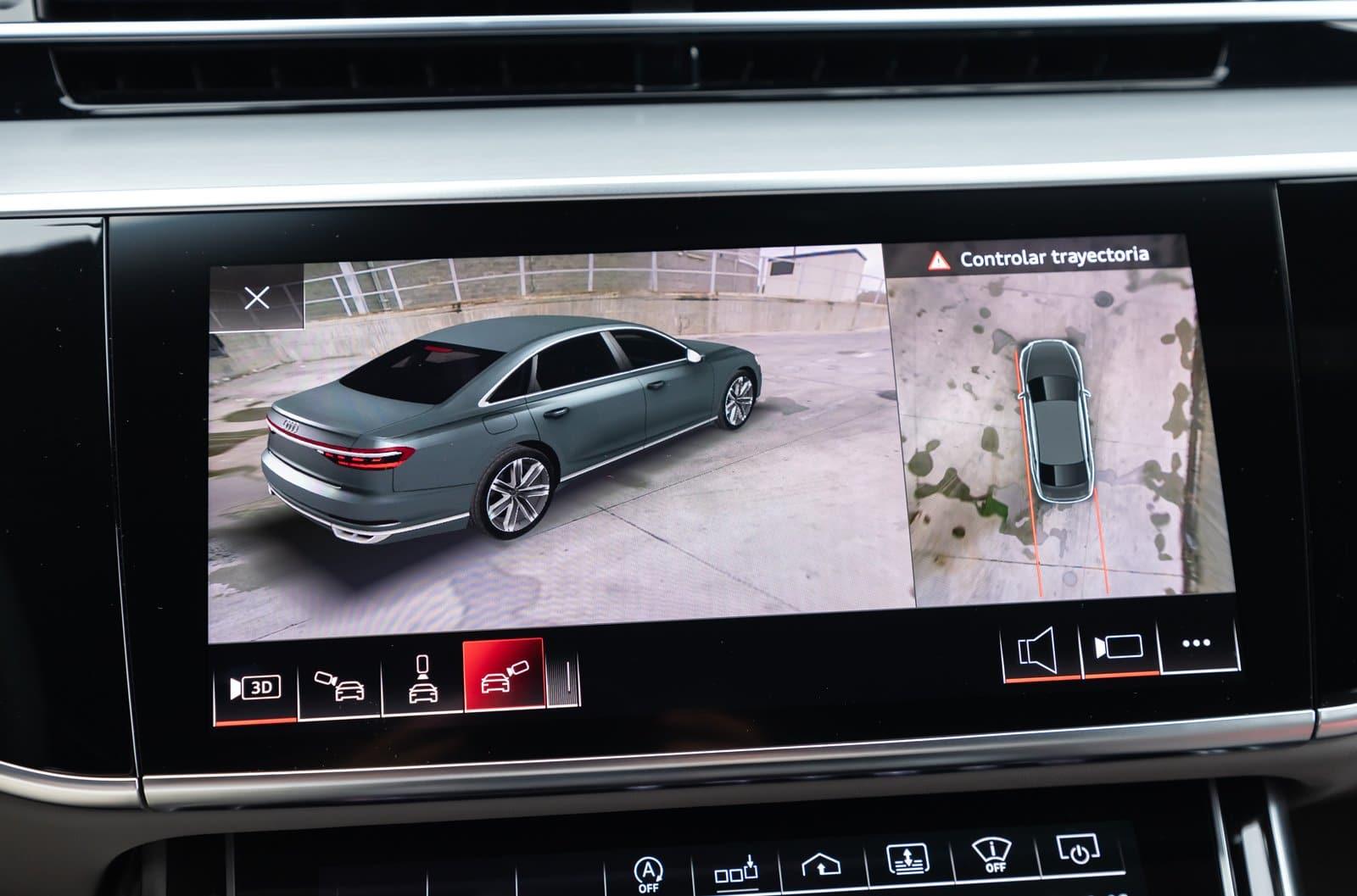Cámaras 3D Audi S8