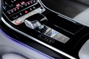Palanca cambios Audi S8
