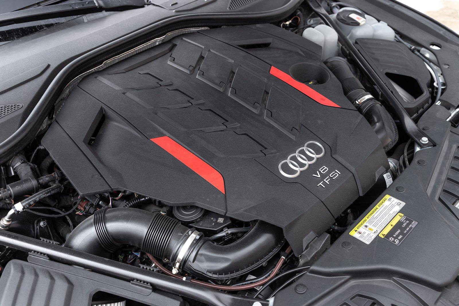 Mecánica Audi S8