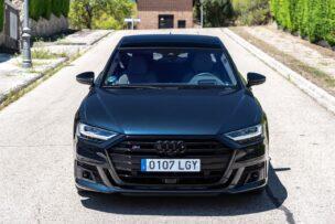 Frontal Audi S8