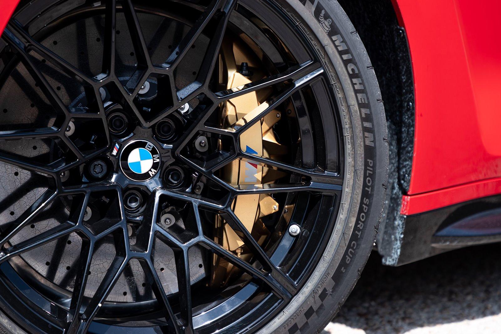 Frenos BMW M4 Competition Coupé