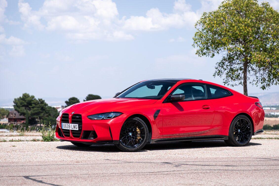Prueba BMW M4 Competition Coupé: un culo inquieto