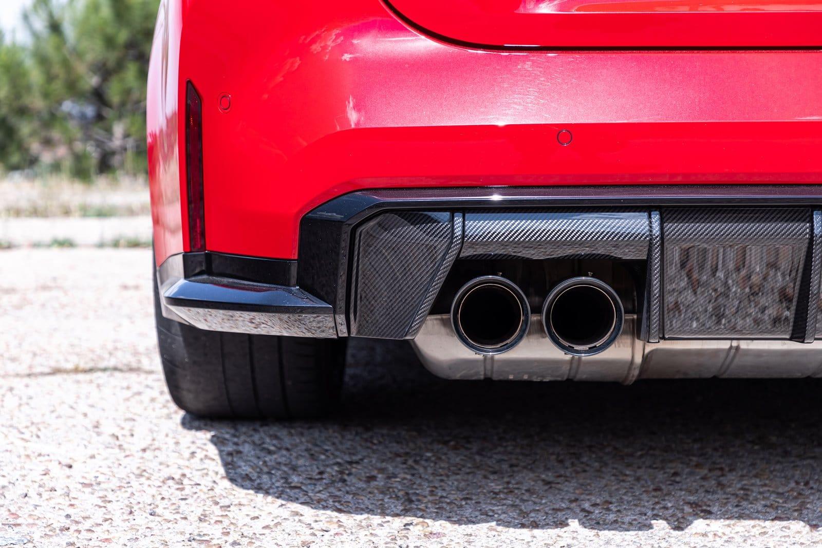 Escapes BMW M4 Competition Coupé