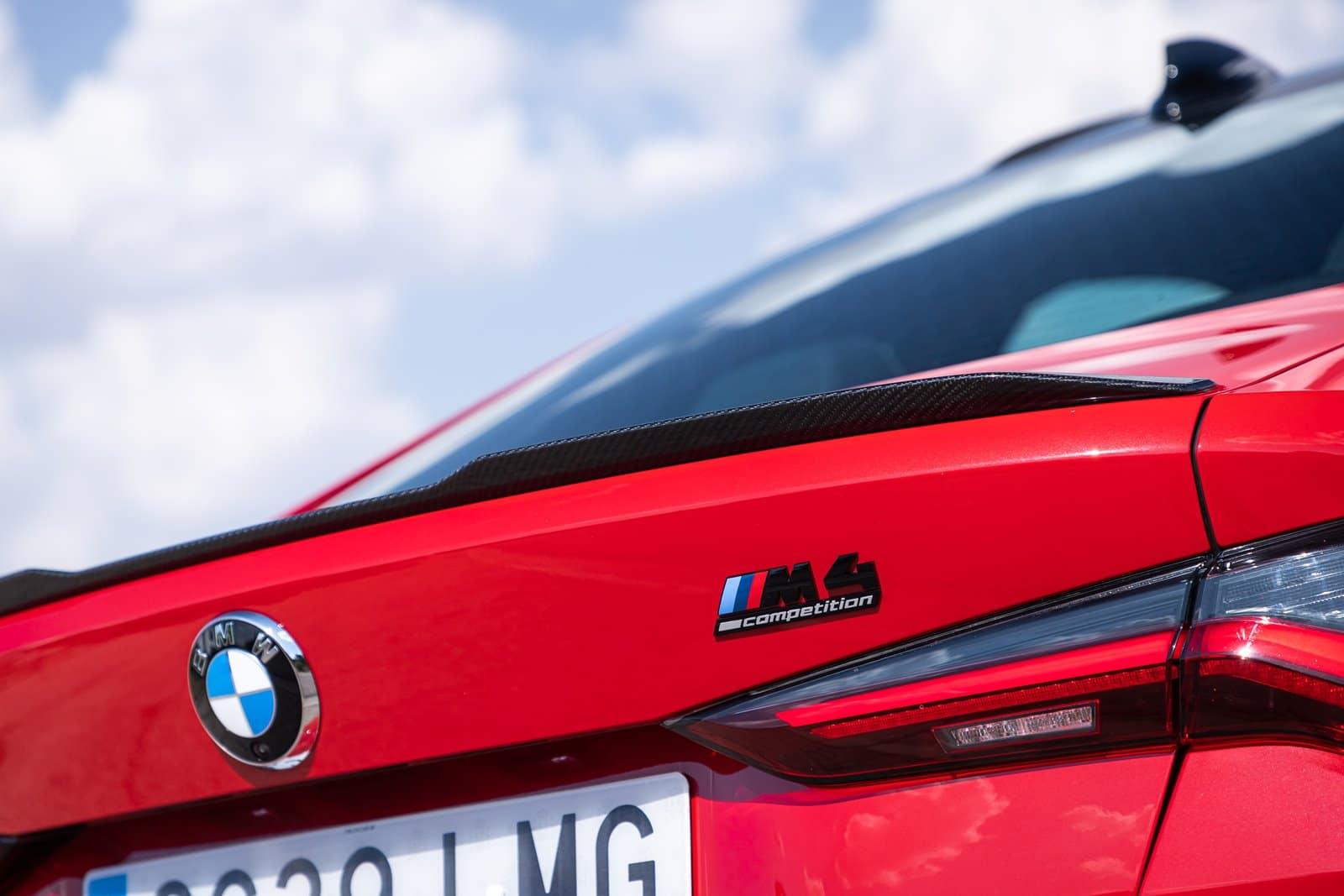 Detalle BMW M4 Competition Coupé
