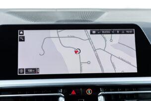 Pantalla BMW M4 Competition Coupé