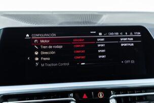 Ajustes M BMW M4 Competition Coupé