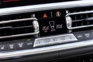 Climatizador BMW M4 Competition Coupé