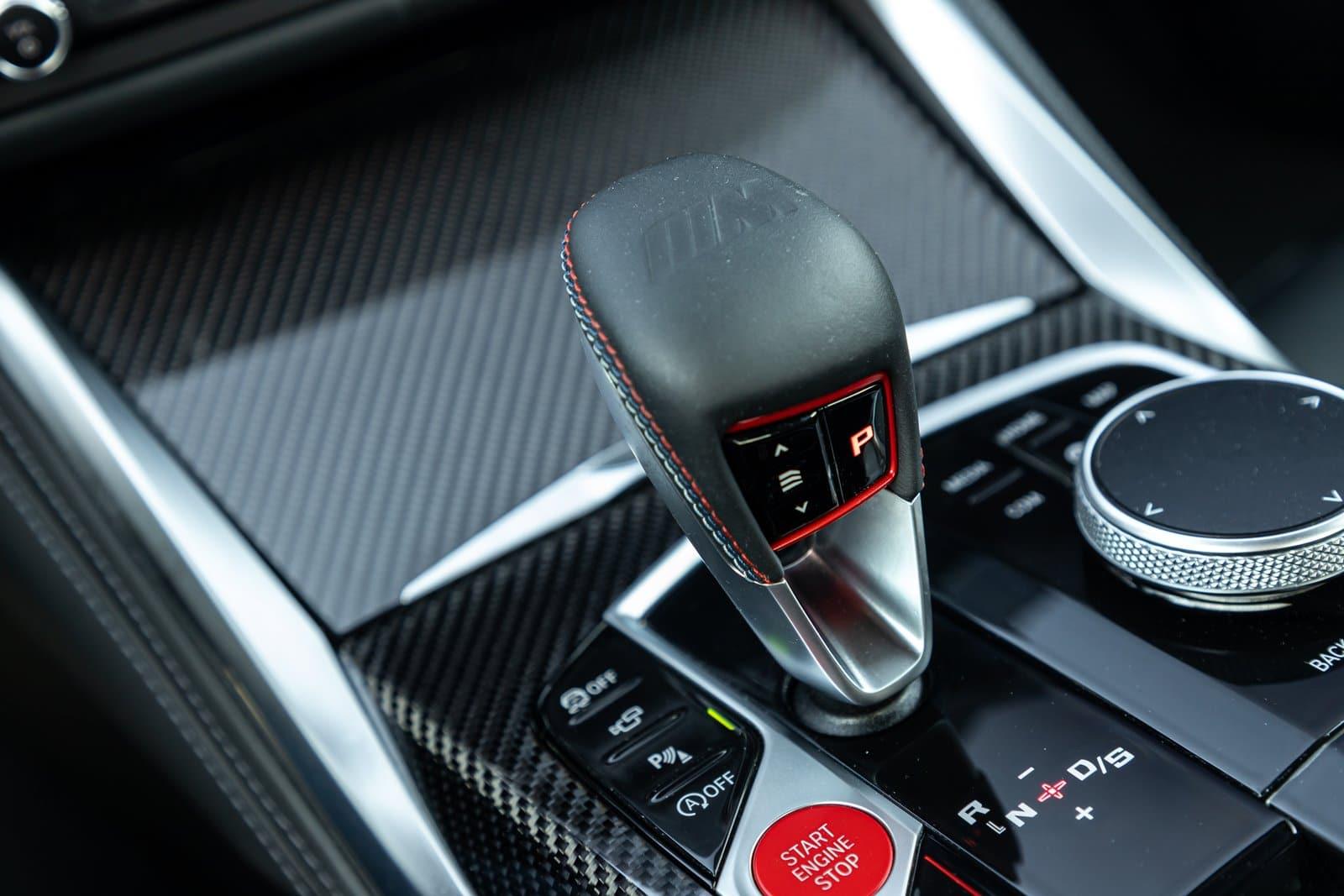 Drivelogic BMW M4 Competition Coupé