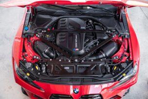 Motor BMW M4 Competition Coupé