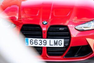 Parrilla BMW M4 Competition Coupé