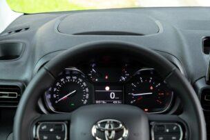 Instrumentación Toyota Proace City Verso Family L2