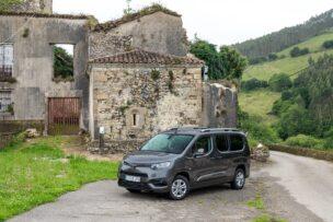 Probamos el Toyota Proace City Verso Family L2 1.5D Active con 7 plazas