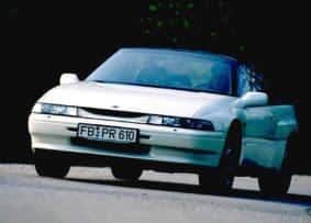 El Subaru SVX cumple 30 añitos: ¿conocías de la existencia de este tecnológico Gran Turismo?