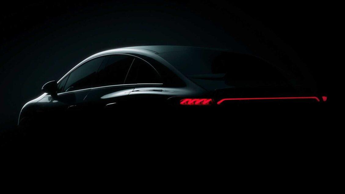 Primeros detalles del Mercedes-Benz EQE: está a la vuelta de la esquina