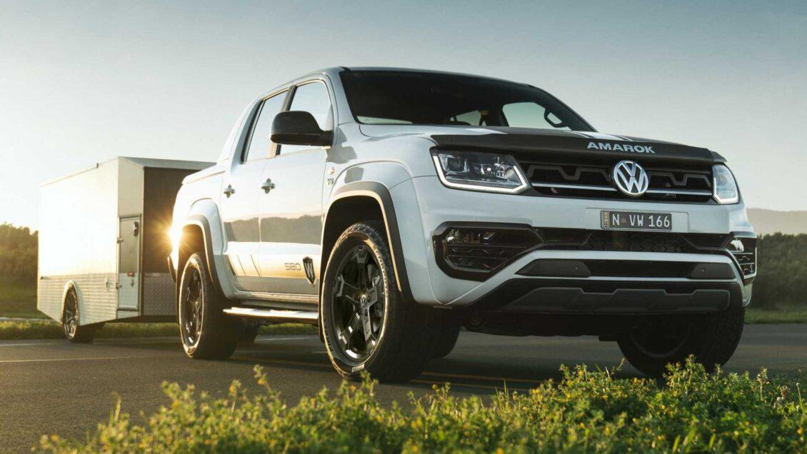 Volkswagen Amarok W580X: no podemos envidiar más a los australianos