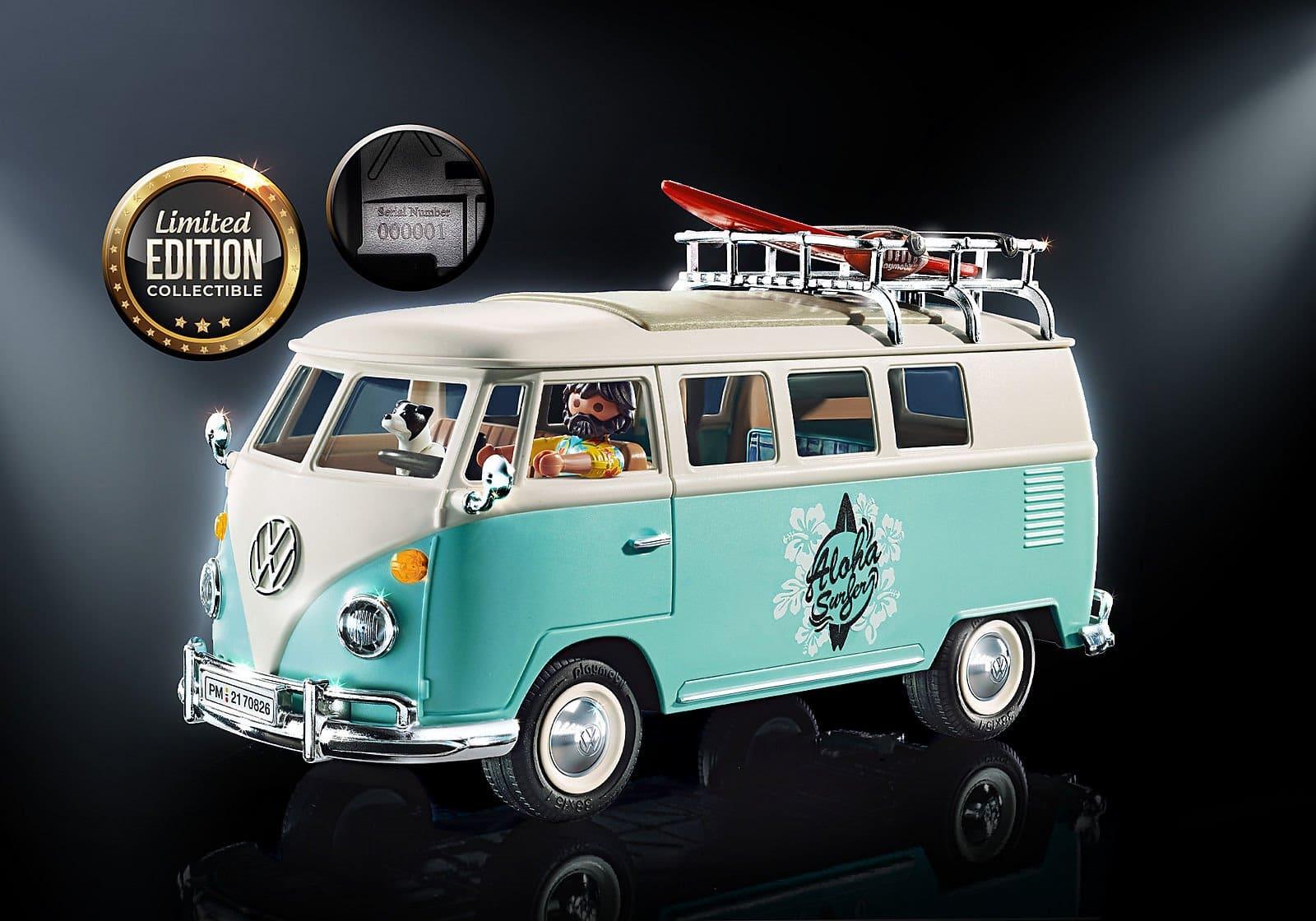 volkswagen T1 playmobil